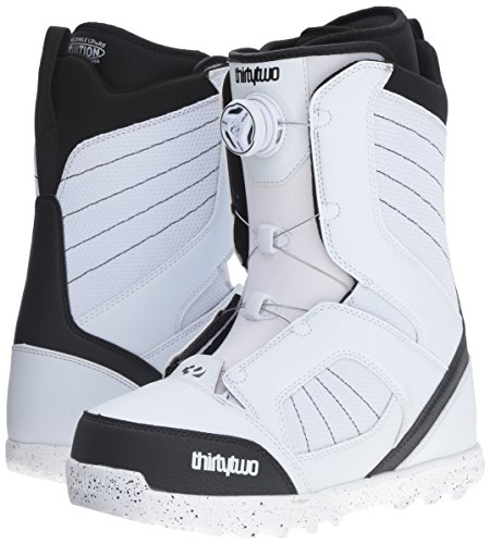 ThirtyTwo STW BOA Snowboard Boot White