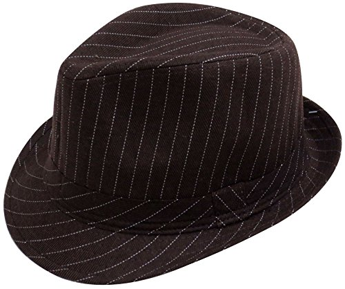 Simplicity-Men-Women-Manhattan-Structured-Gangster-Trilby-Wool-Fedora-Hat