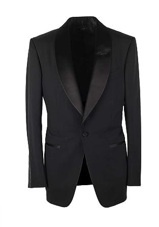 418ee52dc9d16 CL - Tom Ford Windsor Black Tuxedo Smoking Suit Size 50 / 40R U.S. Fit A