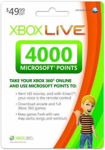 Amazon.com: Xbox LIVE 1600 Microsoft Points - Xbox 360 ...