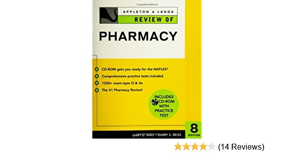 Appleton And Lange Review Of Pharmacy 8th Edition Pdf
