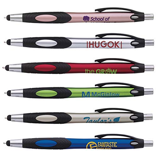 Good Value Grip Stylus Pen Rose Gold 5000 Pack