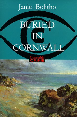 book cover of Buried in Cornwall