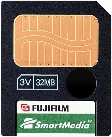 Fuji Smartmedia Speicherkarte 32mb Kamera