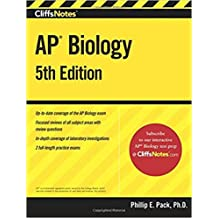 [By Phillip E. Pack ] CliffsNotes Ap Biology, 5th Edition Revised Edition (Paperback)【2018】by Phillip E. Pack (Author) (Paperback)