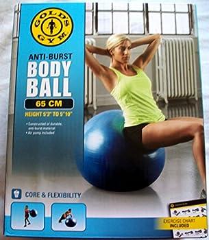 Gold's Gym 65cm Anti-Burst Body Ball