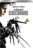 Edward Scissorhands (Widescreen Anniversary Edition) by 20th Century Fox by Tim Burton