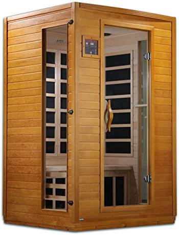 Dynamic Andora 2-person Low EMF Far Infrared Sauna