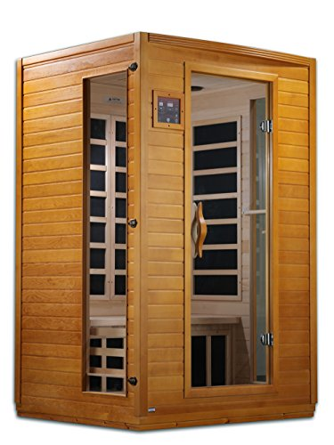 Dynamic Andora 2-person Low EMF Far Infrared Sauna
