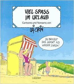 Viel Spaß Im Urlaub Cartoons Und Nonsens 9783890824055 Books
