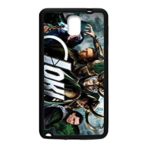 Malcolm Loki Cell Phone Case for Samsung Galaxy Note3