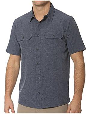 Stretch Active SS Button Down Shirt