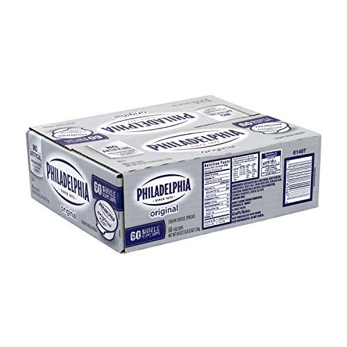 (Kraft Philadelphia Original Cream Cheese Pouches (50 Pack))