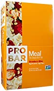 Probar Meal Bars - Strawberry Bliss - 3 oz - 12 ct