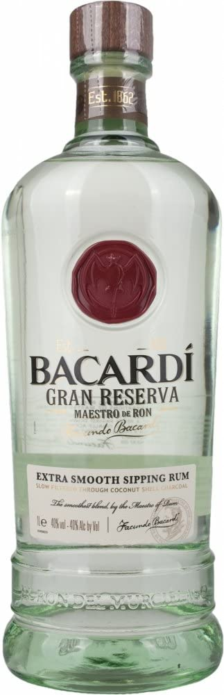 BACARDI GRAN RESERVA MAESTRO 1L