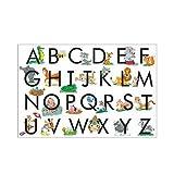 Melissa & Doug ABC Learn the Alphabet Floor Puzzle (24 pcs)