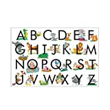 Melissa & Doug ABC Learn the Alphabet Floor Puzzle (24 pcs)
