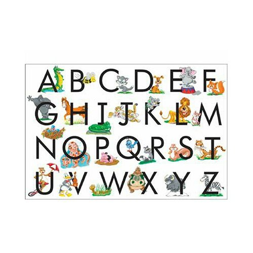 Melissa & Doug ABC Learn the Alphabet Floor Puzzle (24 pcs) (Abc Floor Puzzle)