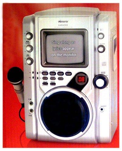 (Memorex Karaoke Home Entertainment System MKS5626 5.5