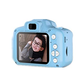 Cámara de Fotos Digital Cámara para Niños Pantalla LCD de 2 ...