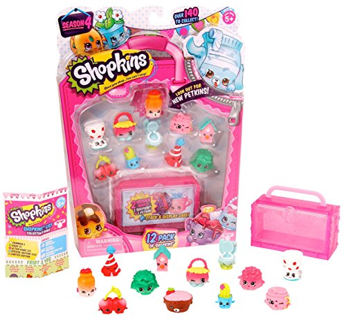 Amazon Shopkins Season 4 12 Pack Toys Games