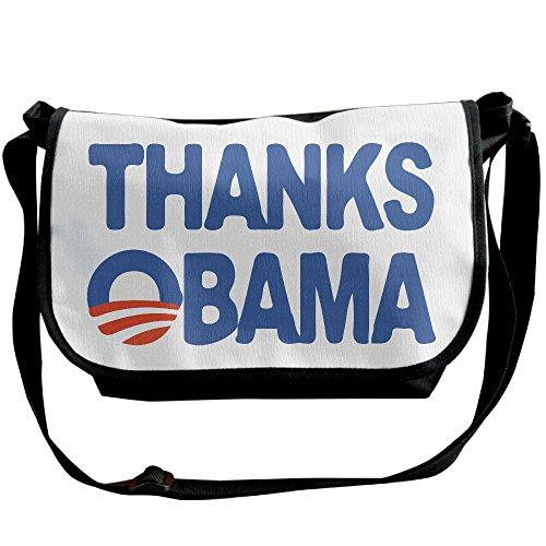 Thanks Obama 2008-2016 Unisex Polyester Shoulder Handbag Messenger Bags