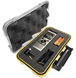 TOUGH Voice Recorder Hard Case for Olympus Voice Audio Recorder Models WS-852 / VP-10 / VN-722PC / VN-721PC / VN-702PC / VN-701PC / VN-7200 / WS-821 / WS-822 / WS-823 / WS-853 / LS-P2 and Accessories