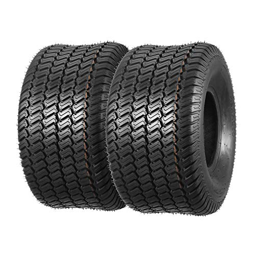 - MaxAuto Set of 2 20x10-8 20x10x8 Lawn Mower Cart Turf Tires P332 4PR Load Range B