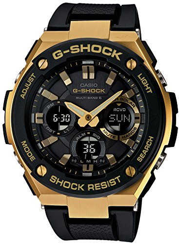 Casio G Shock G Steel Multi GST W100G 1AJF