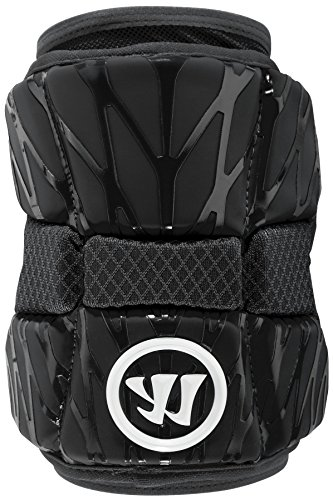 Warrior Burn Elbow Pad, Black, ()