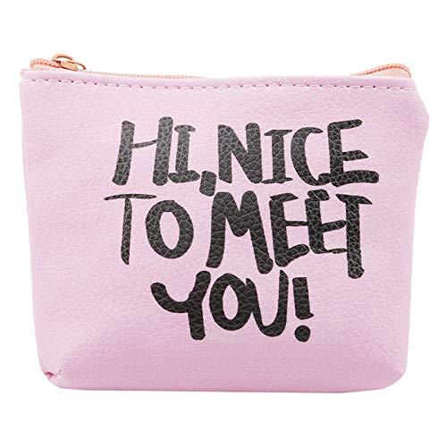 (Kawaii Cartoon Coin Purse Mini Wallet Money Bag Cute Change Pouch Key Holder Bag (Color - #4))