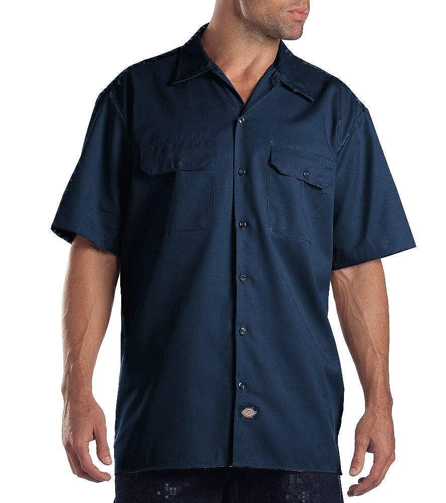 Dickies Menss Work Workwear Shirt
