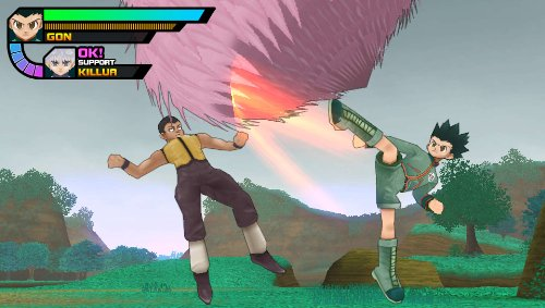 hunter x hunter psp iso english patch download