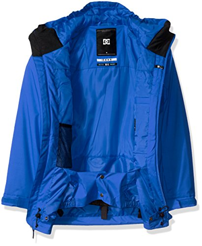 XXL Big Boys' Water Youth 16 Nautical Proof Jacket Snowboard 10K Blue Story DC SUnTfU7