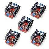 Best Boost Steps - Gowoops 5PCS 150W DC-DC 10-32V to 12-35V Step Review
