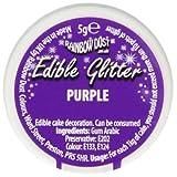 Rainbow Dust Edible Glitter Purple