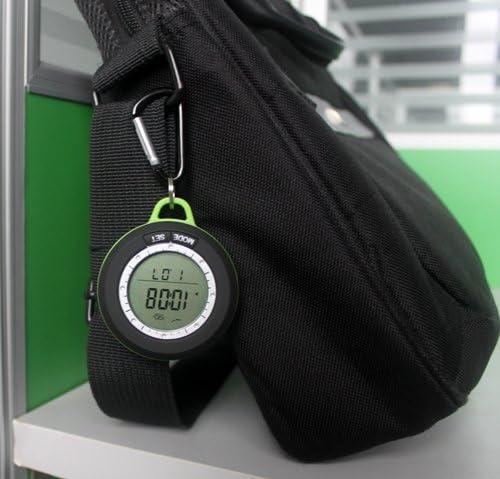Teasi Step Schrittz/ähler und Wandercomputer mit Barometrischem H/öhenmesser