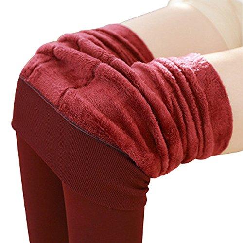 MoYoTo Womens Waisted Seamless Leggings