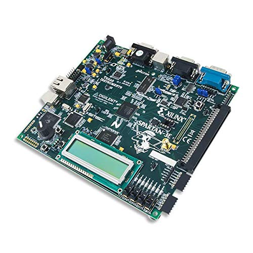 Digilent Spartan-3E Starter Board