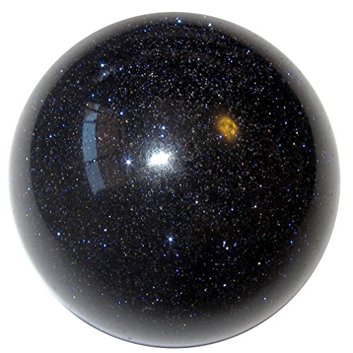 Ball Gaze Copper (Satin Crystals Goldstone Ball 1.5