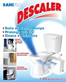 Saniflo 052 Descaler 1.2-Gallon Bottle, White