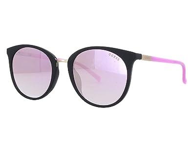 Amazon.com: Guess Eye Candy redonda de metal anteojos de sol ...