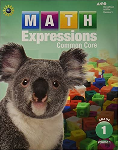 Math Worksheets houghton mifflin math worksheets grade 5 : Math Expressions: Student Activity Book, Volume 1 (Softcover ...