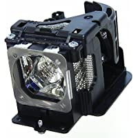 Emazne POA-LMP115/PL-317/VPL1039 Projector Replacement Compatible Lamp With Housing For Sanyo Eiki LC-SB22 Eiki LC-XB23 Eiki LC-XB23C Eiki LC-XB24 Eiki LC-XB27N Eiki LC-XB29N Eiki LC-XB31 Eiki LC-XB33