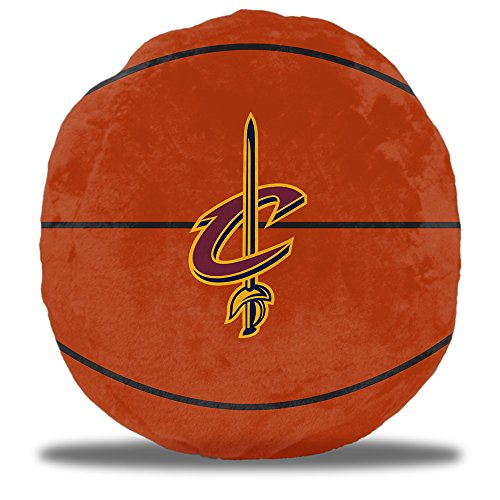 Pillow Nba Northwest (The Northwest Company NBA Cleveland Cavaliers Cloud Pillow, Red, One Size)