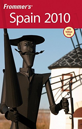 Frommer's Spain 2010 (Frommer's Complete Guides)