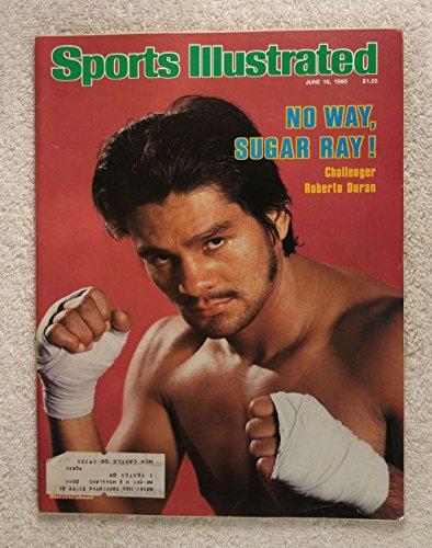 - Roberto Duran - Boxing - Sports Illustrated - June 16, 1980 - SI