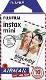 Photo : Fujifilm Instax Mini Airmail Film - 10 Exposures