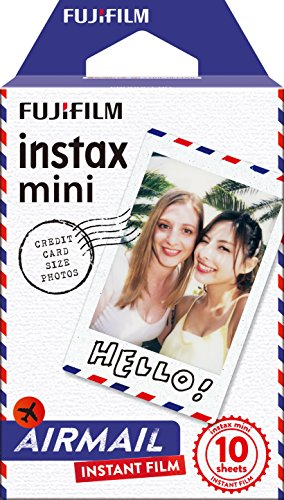 Fujifilm Instax Mini Airmail Film - 10 Exposures