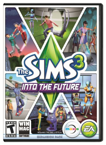 The Sims 3 Into the Future  [Online Game Code] (Vacation Expansion Pack Pc Games)